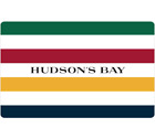 Hudson&#039;s Bay Gift Card $25, $50, or $100 - Email Delivery <br/> CA Only. May take 4 hours for verification to deliver.