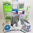 Custom Nintendo Wii console family bundle=Fit plus Balance board-Bowling-Mario++ <br/> Includes New accessories +Custom skin+12 month warranty