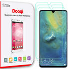 3X Dooqi Premium Ultra Clear Tempered Glass Screen Protector For Huawei mate 20X