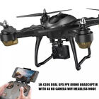 LH-X38G Dual GPS FPV Drone Quadcopter With 1080P HD Camera Wifi Headless Mode US
