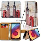 Leather Smart Stand Wallet Case Cover For Various LG LG Stylo/Stylus 2 3 Phones