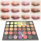 New Professional 35 Color Nature Makeup Eyeshadow Palette Cosmetic Set Tools
