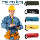 Electrical Wrist Tool Bag Pouch Belt Storage Small Parts Hand Plumber Canvas