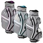 Внешний вид - NEW Tour Edge Lady Cart / Carry 10-way Womens Golf Bag - Choose Your Color