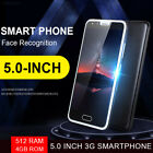 "4c41 5"" Smartphone Dual Sim Camera 3g Android Mobile Phone Gps Face Id"