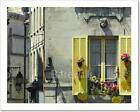 Arles (Provence, France) Art Copy/Canvas Home Decor Wall Art Poster - F