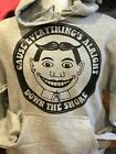 """TILLIE""""CAUSE EVERYTHING'S ALL RIGHT DOWN""""THE SHORE"""" ASBURY PARK HOODIE/HOODED"""