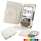 Forefront Cases Smart Leather Case Cover Wallet for Tolino Shine