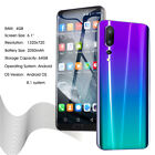 "6.1""touch Smartphone Android 8.1 Quad Octacore 64gb Dual Sim 4g Ram Mobile Phone"