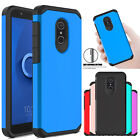 For Alcatel TCL LX A502DL IdealXTRA 5059R Shockproof Armor TPU Rugged Case Cover