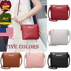 Us Women Leather Handbag Shoulder Lady Cross Body Bag Messenger Satchel Purse