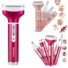 Electric Women Leg Face Hair Remover Rechargeable Painless Body Hair Epilator