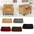Universal Stretch Spandex Sofa Couch Chair Cushion Cover, 3-Size Available