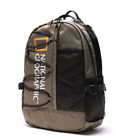 National Geographic Apparel Backpack Big Logo Bag Authentic Back to School