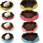 Внешний вид - Small/Large Pet Bed Dog Cat Bed House Kennel Doggy Warm Cushion Mat Blue Pink