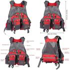 Lightweight Strap Fishing Vest Adjustable Fly Bass Fishing and Outdoor Activity
