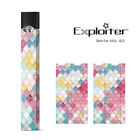 Juul00 Skin Vinyl 2 PACK Skins Decal  Wraps Sticker High Quality  Wrap Vape  <br/> FREE SAME DAY SHIPPING OVER 40 Vinyl Skins  BOGO Sale