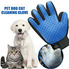 Pet Dog Cat Magic Massage Hair Removal Grooming Glove Cleaning Brush Bath Tool