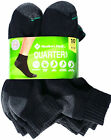 Member's Mark Men's Quarter Top Athletic Socks from USA Shoe Size 6-12, 10 Pairs