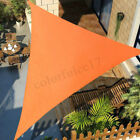 300D Waterproof Sun Shade Sail Outdoor Garden Canopy Patio Cover UV Block Colors