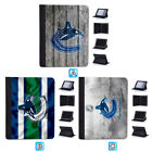 Vancouver Canucks Leather Case For iPad 1 2 3 4 Mini Air Pro 9.7 10.5 12.9 $18.99 USD on eBay
