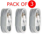 Extra Long 3M USB Cable for Apple iPhone 6S 7 8 Plus X 5 Charger Extension Lead