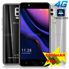 "5.5"" 16gb Unlocked 4g Mobile Phone Dual Sim Quad Core Android 7.0 Smartphone Gps"
