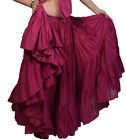 Wevez 25 yard plus size belly dance skirt Multiple Choice Available