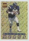 1994 Pacific Prisms Gold #72 Natrone Means San Diego Chargers Football Card $2.78 USD on eBay