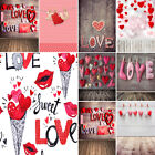Kyпить Romantic Valentine's Day Vinyl Photography Backdrop Baby Studio Photo Background на еВаy.соm