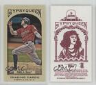 2011 Topps Gypsy Queen Mini Red Back Hunter Pence #77