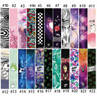 "Waterproof Skateboard Longboard Grip Tape Sticker Diamond Sheet Griptape 47""X10"" image"