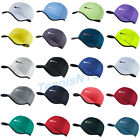 NIKE Men Featherlight Tennis Running Hat Cap Swoosh Dri-Fit Adjustable 679421