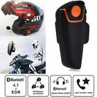 2019 BT-S2 Bluetooth Motorcycle Helmet Headset MP3 Microphone
