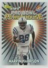 2000 Topps Stars Pro Bowl Powerhouse #PB3 Marvin Harrison Indianapolis Colts $1.52 USD on eBay