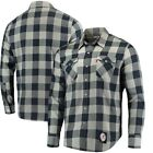 Levi's New York Yankees Snap Button Shirt Plaid Light Flannel Men Size M, L, XL on Ebay