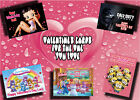 PERSONALISED Valentine's Day card Large A5 ANY name valentines love (7) £1.99 GBP on eBay