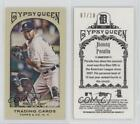 2011 Topps Gypsy Queen Mini Leather /10 Jhonny Peralta #232