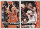 2009-10 Rittenhouse WNBA All-Stars #AS9 Nicole Powell Shameka Christon Card