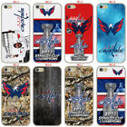 Washington Capitals Ovechkin Clear Soft TPU Phone Case Cover For iPhone / Touch $8.99 USD on eBay