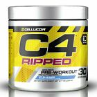Cellucor C4 Ripped Pre Workout (30 Servings) - ALL Flavors + Fast FREE Shipping