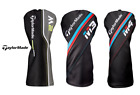 Original TaylorMade Golf M4/M3/M2 Driver Fairway Hybrid/Rescue Headcovers Covers