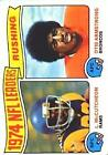 1975 Topps Football Card #s 1-103 +Rookies (A0254) - You Pick - 10+ FREE SHIP $1.4 CAD on eBay