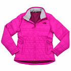 The North Face Womens Dani Jacket Zip Up InsulatedQuilted Puffer Small New Tnf