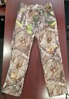 UA Under Armour Realtree Xtra Scent Control Men's Fleece Hunting Pants ColdGear