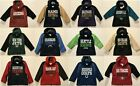 New NFL Kids Hoodie Toddler Hooded Sweatshirt Football Shirt Small Boy Infant $10.79 USD on eBay