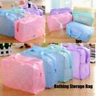 cosmetic bag Makeup Organizer Toilet Bathing Handbags Swimming Storage Bags