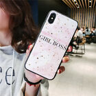 Shockproof Fashion Slim Silicone Case Cover For iPhone XS Max XR X 8 7 6s Plus