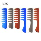 Styling Tool Durable Hair Brush Fork Comb Pompadour Hairstyle Wide Teeth