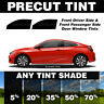 Precut Window Tint for Mercedes C63 AMG Coupe 16-18 (Front Doors)